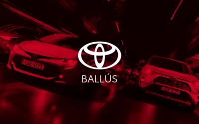 Toyota Ballús